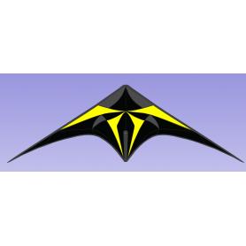 Cerf-volant Black Arrow